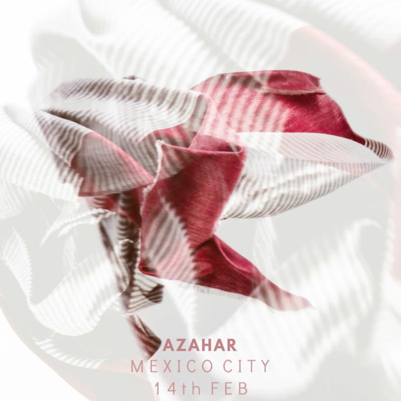 Presenting Kashmir Shawls in Mexico City